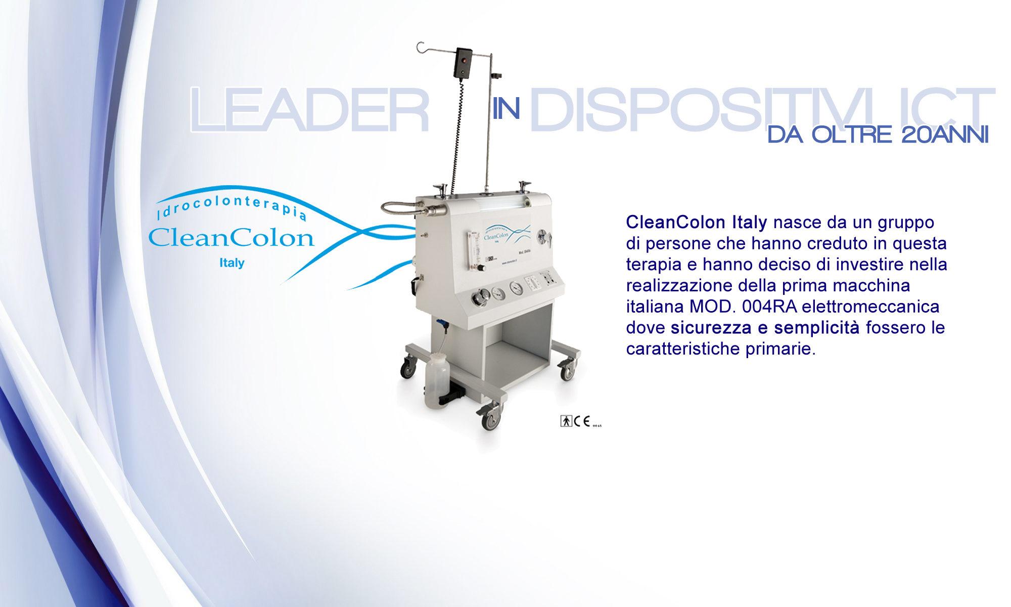 Macchine per idrocolonterapia